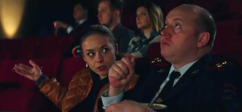 «Полицейский с Рублевки. Новогодний беспредел» выйдет в прокат 12 декабря 2019 г.