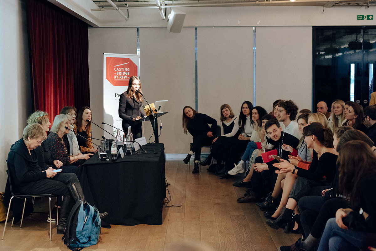 Industry Forum на Russian Film Week