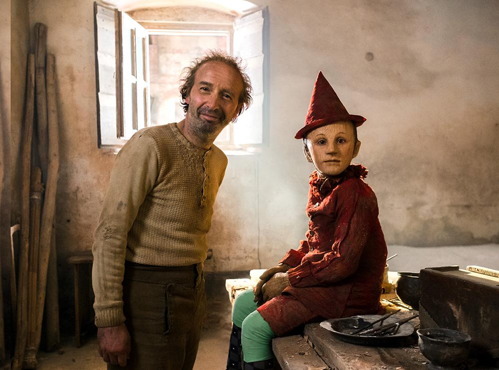 Пиноккио Маттео Гарроне в прокате с 12 марта