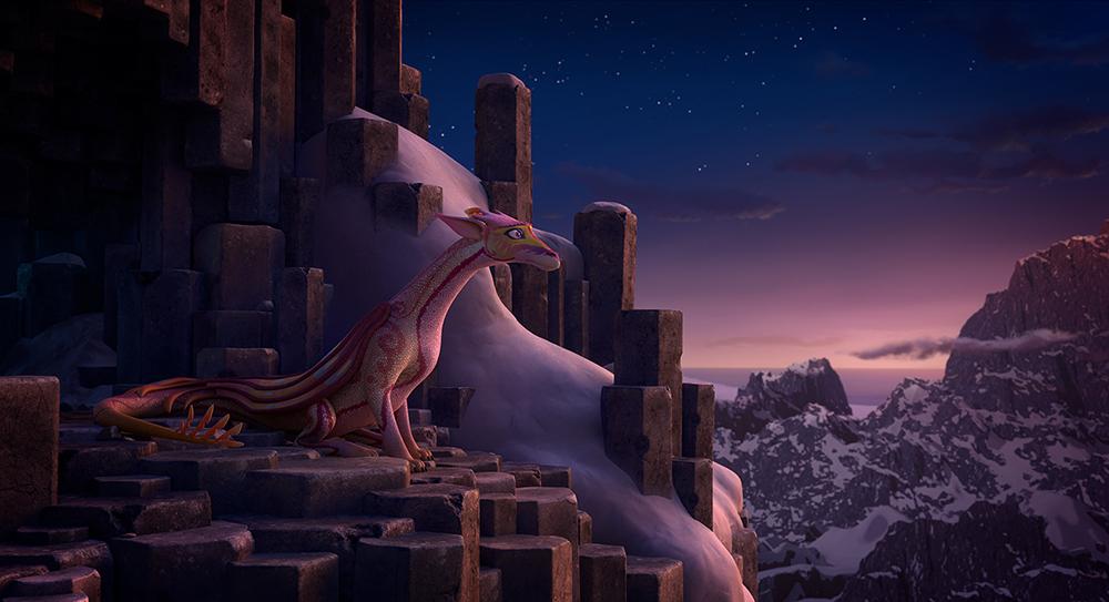 Феи Тайна страны драконов