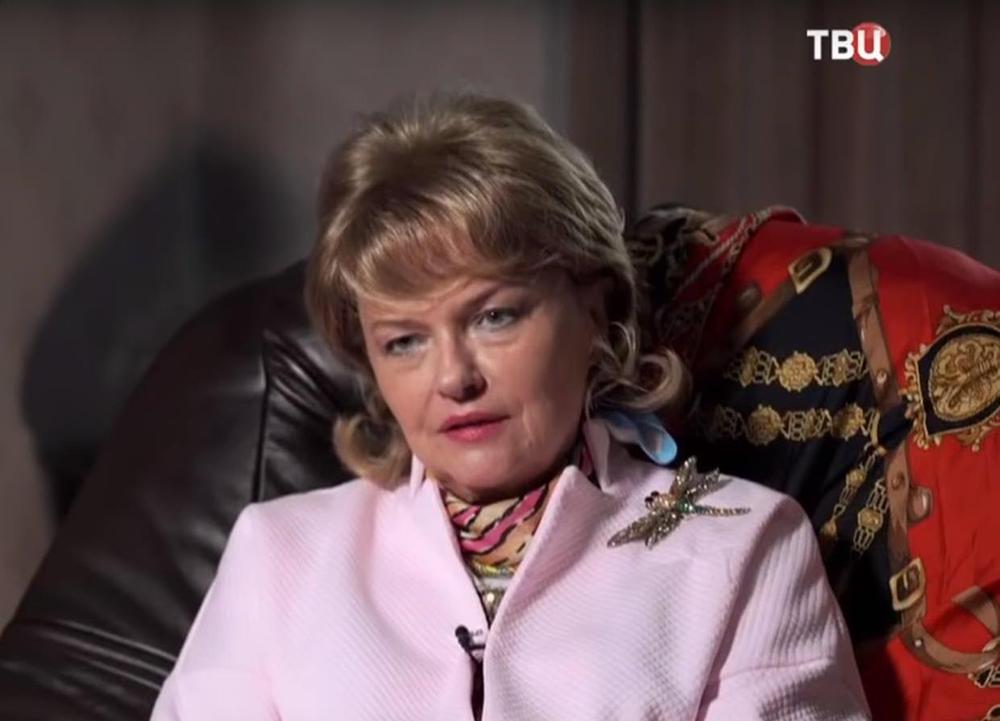 Александра Яковлева документальный фильм в эфире ТВЦ