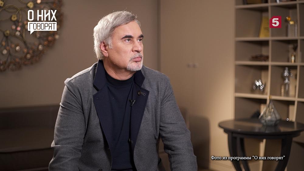 Валерий Меладзе на 5 канале