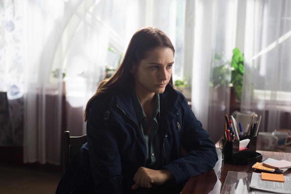 Паромщица в эфире телеканала Россия 1
