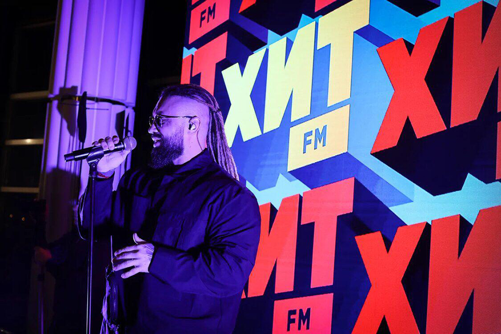 Хит FM в Санкт-Петербурге