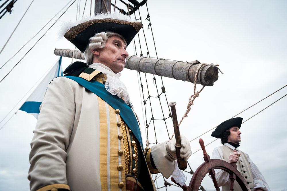 Великие битвы на Первом канале