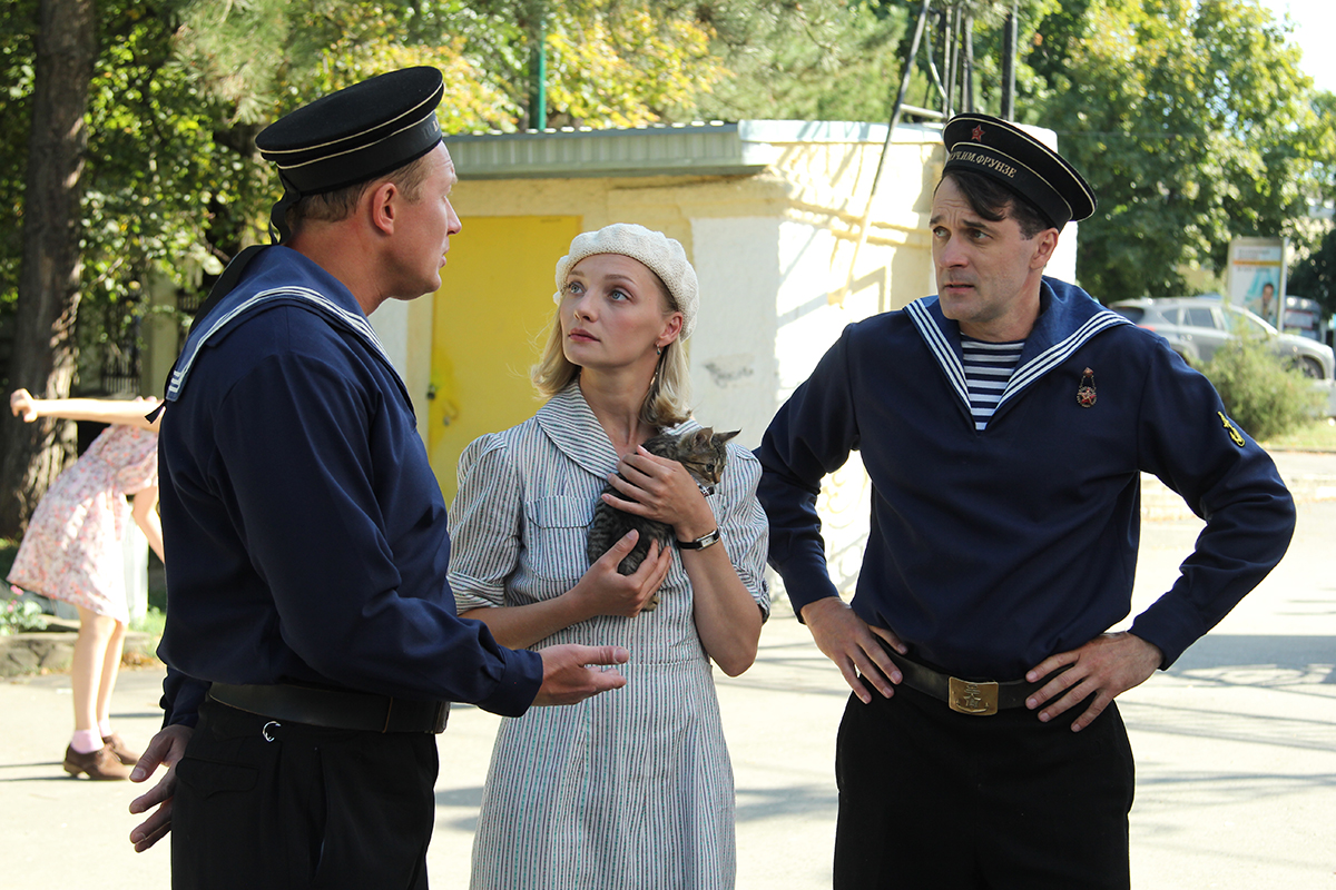 Черное море на ТК Россия 1
