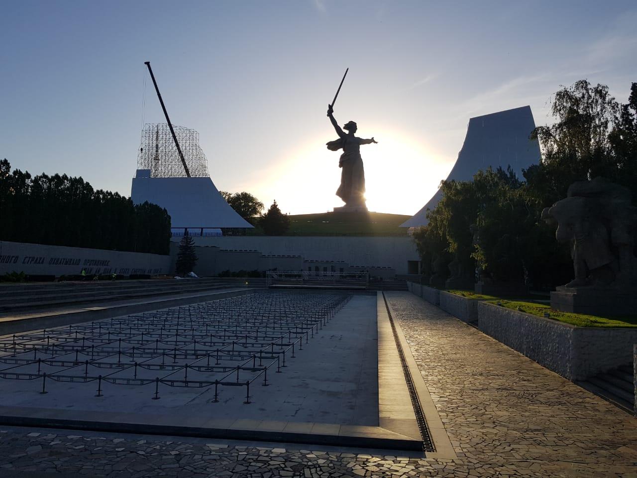 Концерт Победы на Мамаевом кургане 24 июня 2020