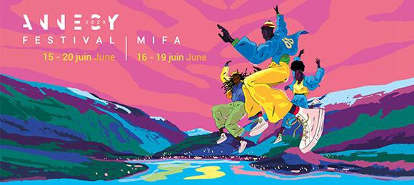 60 Фестиваль анимационного кино в Анси