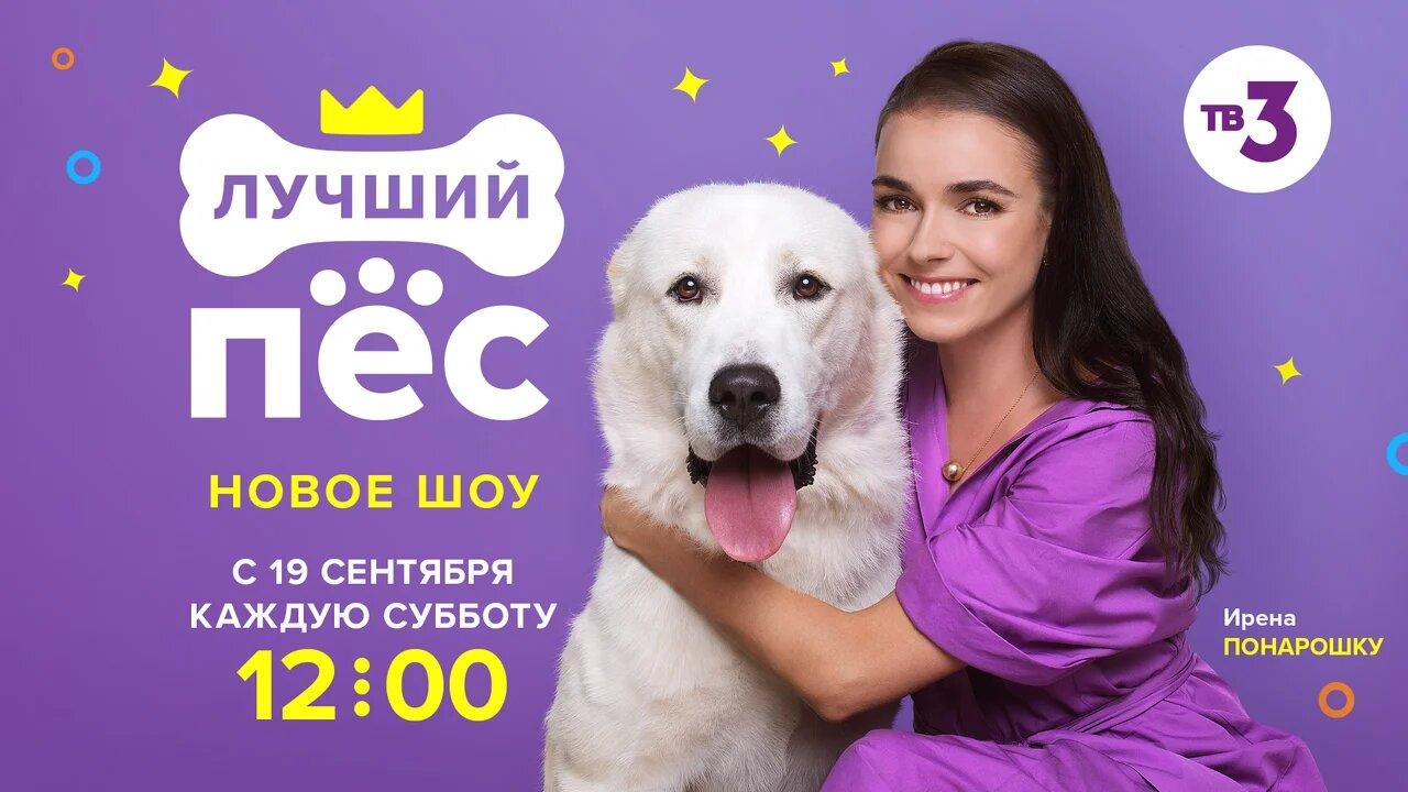 Дог-шоу Лучший пес на телеканале ТВ-3