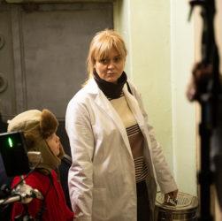 Анна Михалкова в сериале Эпидемия