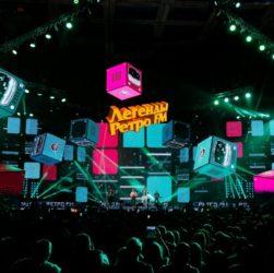 Легенды Ретро FM — 25 часов суперхитов на РЕН ТВ!