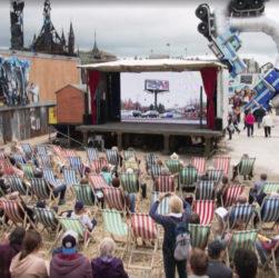 Бэнкси расцвет нелегального искусства на Первом канале