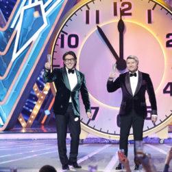 Новый год на телеканале Россия