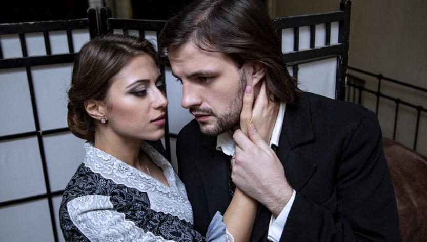 Тереза Ракен в театре У Никитских ворот