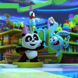Панда и Крош премьера в Китае