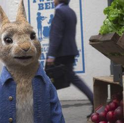 Кролик Питер 2 в прокате