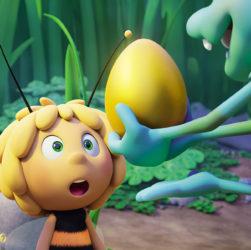 Пчёлка Майя и медовый движ в прокате
