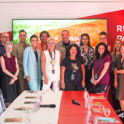 Встреча российско-израильских продюсеров в Канне