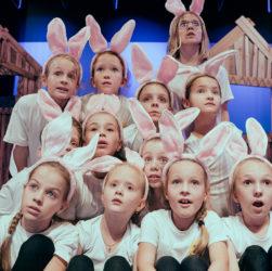 Ну погоди в Московском детском театре эстрады